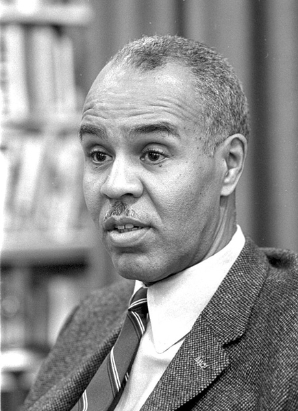 Interview: Roy Wilkins, Executive Secretary of the NAACP