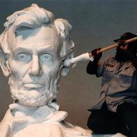 July 13, 2012 - NPS Maintenance cre members cleans the Lincoln Memorial..jpg