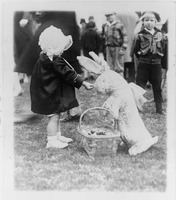 First White House Easter Egg Roll