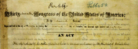 An Act for the release of certain persons held to service or labor in the District of Columbia