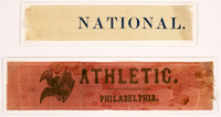 Baseball ribbons