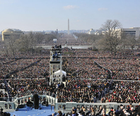 Inauguration of President Barack Obama